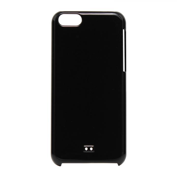 iPhone 5c ハードケース(光沢) ブラック_0
