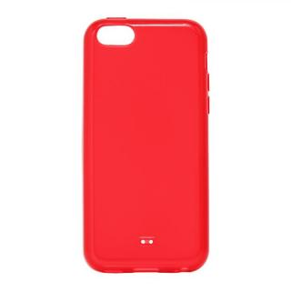 iPhone 5c TPUケース(ノーマル) レッド