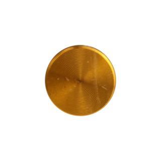 ホームボタンシール プレイン (Gold)  Apple Gold