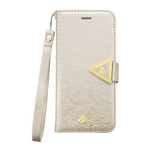 【iPhone6ケース】手帳型ケース Leiers ホワイト iPhone 6_0