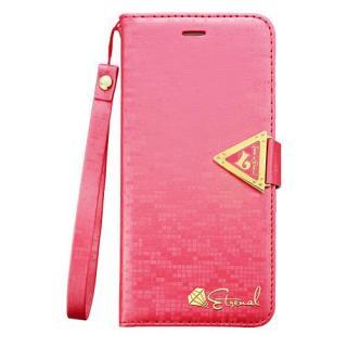 手帳型ケース Leiers ピンク iPhone 6s Plus/6 Plus