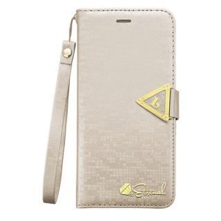 手帳型ケース Leiers ホワイト iPhone 6s Plus/6 Plus