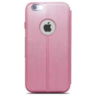 【iPhone6/6 Plusケース】手帳型ケース moshi SenseCover ピンク iPhone 6_3