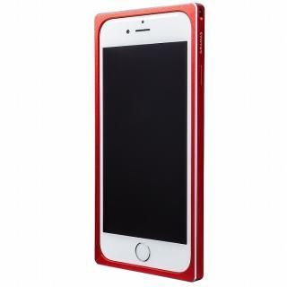 【iPhone6s/6ケース】GRAMAS ストレートメタルバンパー レッド iPhone 6s/6_2