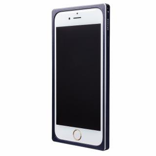 GRAMAS ストレートメタルバンパー ネイビー iPhone 6s/6