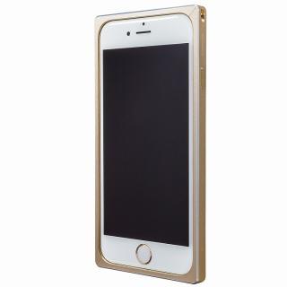 GRAMAS ストレートメタルバンパー ゴールド iPhone 6s/6