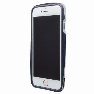 【iPhone6s ケース】GRAMAS ラウンドメタルバンパー ネイビー iPhone 6s/6
