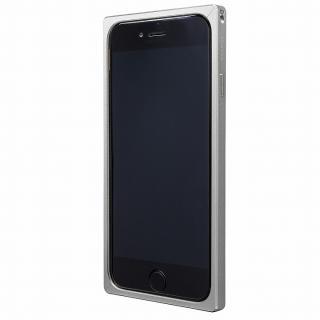 【iPhone6s/6ケース】GRAMAS ストレートメタルバンパー シルバー iPhone 6s/6_1