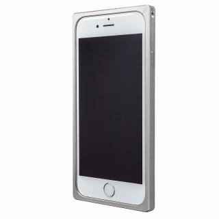 【iPhone6s/6ケース】GRAMAS ストレートメタルバンパー シルバー iPhone 6s/6_2