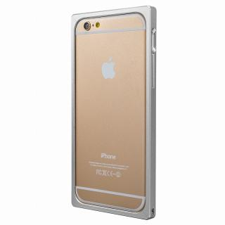 【iPhone6s/6ケース】GRAMAS ストレートメタルバンパー シルバー iPhone 6s/6_3