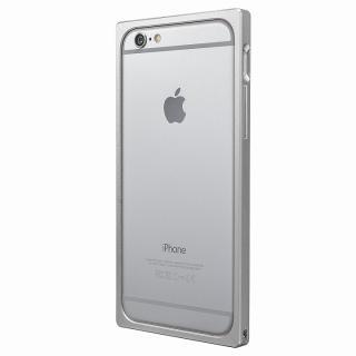 【iPhone6s/6ケース】GRAMAS ストレートメタルバンパー シルバー iPhone 6s/6_5