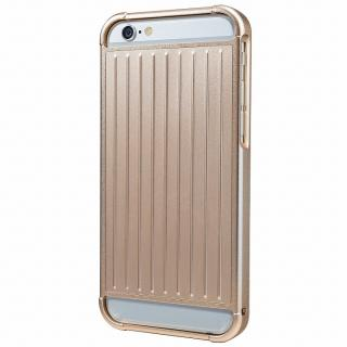 e926e1d69e iPhone6s/6 ケース GRAMAS フルメタルケース ゴールド iPhone 6s/6
