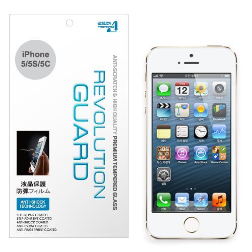 【iPhone SE/5s/5フィルム】レボリューション・ガード iPhone SE/5s/5c/5 TPU保護フィルム_0