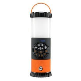 360度 全方位スピーカー コンパクトでタフなLEDランタン IP67防塵防水 Bluetoothスピーカー「エコランタン 」