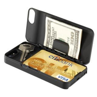 【iPhone SE/5s/5ケース】カード収納・マネークリップ機能搭載『iLID Wallet Case  iPhone SE/5s/5』_5