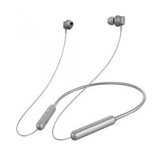 Premium Style Bluetooth 4.1搭載 ワイヤレス ステレオ イヤホン ネックバンドスタイル グレー【2月上旬】