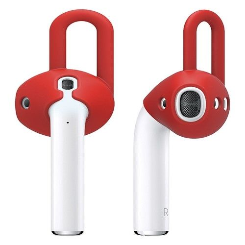 elago AirPods Ear Pads for AirPods Red_0
