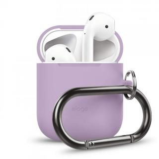 elago AIRPODS HANG CASE for AirPods Lavendar