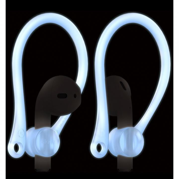 elago Ear Hook for AirPods Nightglow Blue_0
