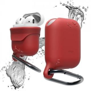 elago AirPods WaterProof Hang Case for AirPods Red