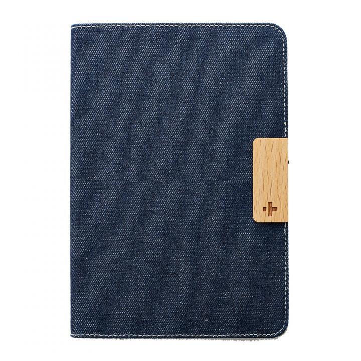 iPad mini/2/3対応 スマートファブリックフリップ(デニム)