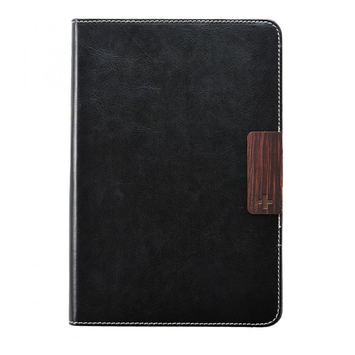 iPad mini/2/3対応 スマートフリップノート(ブラック)
