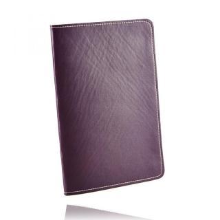 iPad mini/2/3対応 28g 超軽量カバー(パープル)