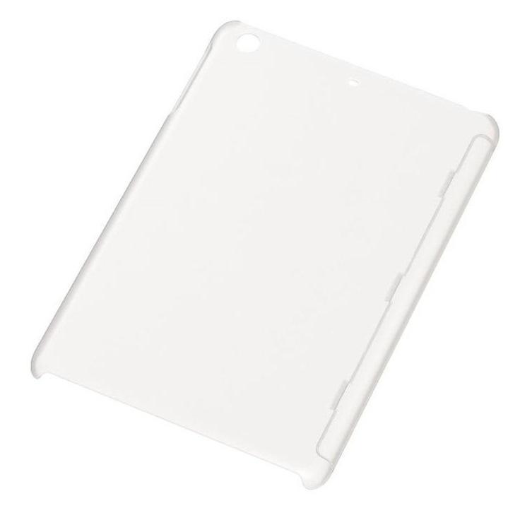 iPad mini/2/3用 ラバーコーティング・シェル/マットクリア_0