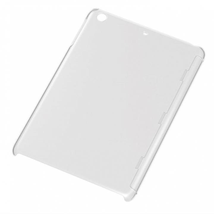 iPad mini/2/3用 ハードコーティング・シェルジャケット/クリア_0