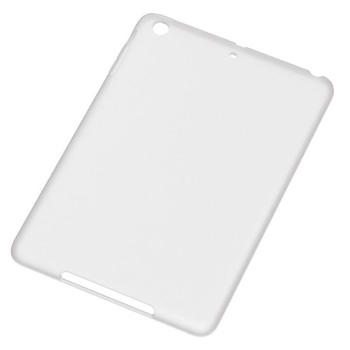 iPad mini/2/3用 ソフトジャケット/クリア_0