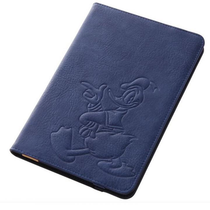 ディズニー iPad mini/2/3用 レザージャケット/ドナルド_0