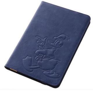 ディズニー iPad mini/2/3用 レザージャケット/ドナルド