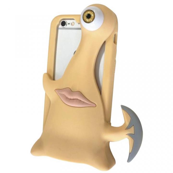 寄生獣-セイの格率- ダイカットソフトケース ミギー iPhone 6