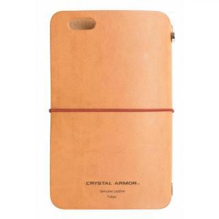 システム手帳型スマートフォンケース SYSTEM キャメルブラウン iPhone 6s/6