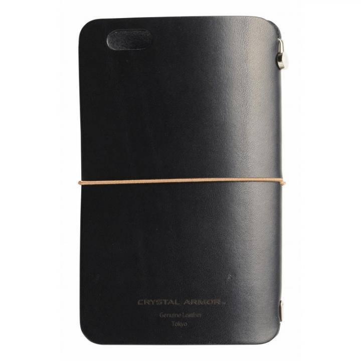 iPhone6s/6 ケース システム手帳型スマートフォンケース SYSTEM ブラック iPhone 6s/6_0