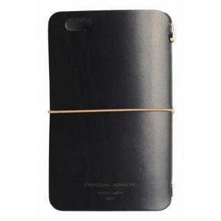 システム手帳型スマートフォンケース SYSTEM ブラック iPhone 6s/6