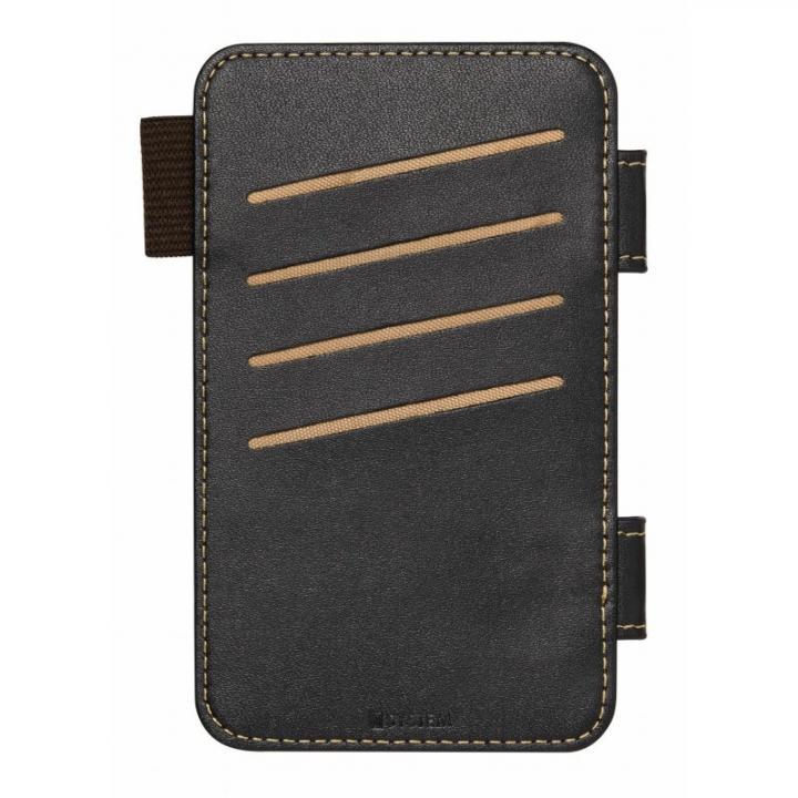 【iPhone6s/6ケース】SYSTEM専用オプション カードポケット ブラック_0