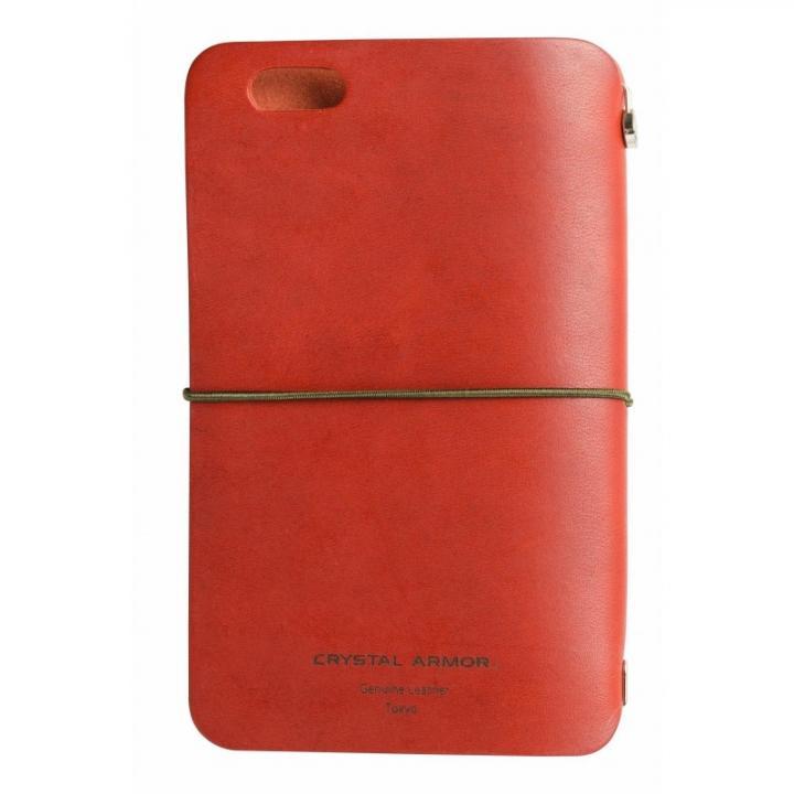 iPhone6s/6 ケース システム手帳型スマートフォンケース SYSTEM レッド iPhone 6s/6_0