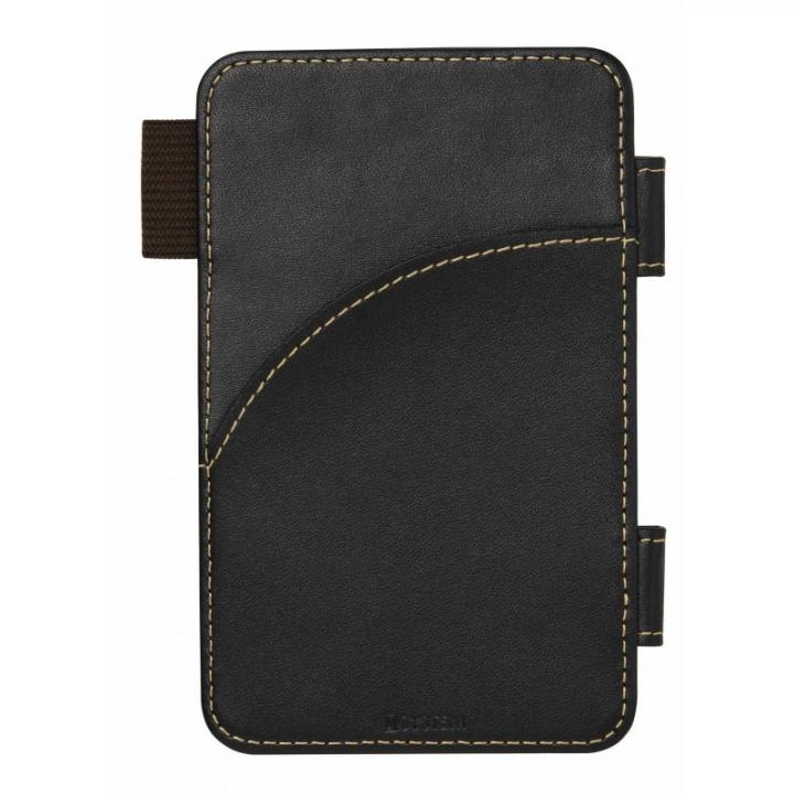 iPhone6s/6 ケース SYSTEM専用オプション メモ帳 ブラック_0