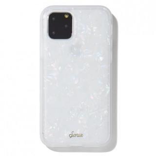 iPhone 11 Pro ケース Sonix(ソニックス) クリアデザインケース Pearl Tort iPhone 11 Pro【3月上旬】