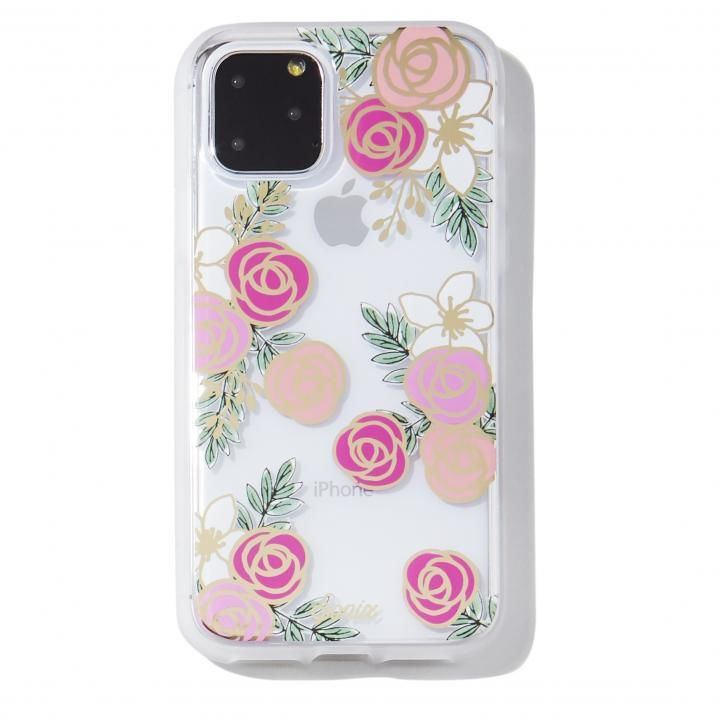 iPhone 11 Pro ケース Sonix(ソニックス) クリアデザインケース Gatsby Rose iPhone 11 Pro_0