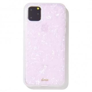 iPhone 11 Pro Max ケース Sonix(ソニックス) クリアデザインケース Pink Pearl Tort iPhone 11 Pro Max【6月上旬】