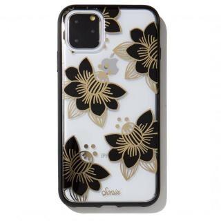 iPhone 11 Pro Max ケース Sonix(ソニックス) クリアデザインケース Desert Lily (Black) iPhone 11 Pro Max【7月中旬】