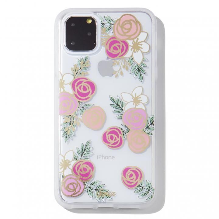 iPhone 11 Pro Max ケース Sonix(ソニックス) クリアデザインケース Gatsby Rose iPhone 11 Pro Max_0