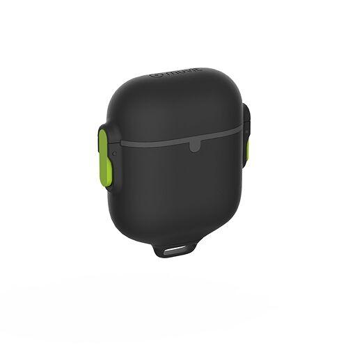 耐衝撃&防水 AirPods Case MUVIT ACTIVE ブラック_0
