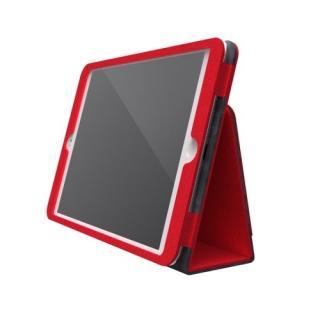 Comercio Soft Folio ケース&スタンド レッド iPad Air ケース
