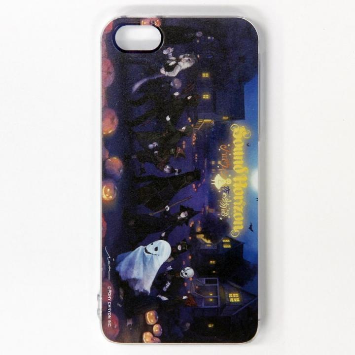 iPhone SE/5s/5 ケース iPhone SE/5s/5ケ-ス Sound Horizon ハロウィンと夜の物語 【初回限定盤・夜】_0