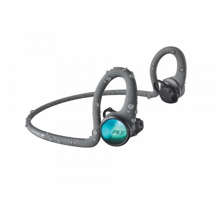 Bluetooth ステレオイヤホン BackBeat FIT 2100 グレー_0