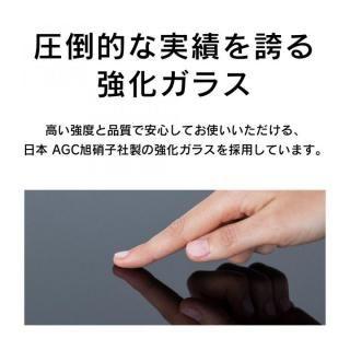 【iPhone8フィルム】simplism 背面複合フレームガラス FLEX 3D ホワイトフレーム iPhone 8_2