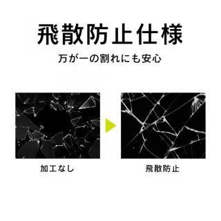 【iPhone8フィルム】simplism 背面複合フレームガラス FLEX 3D ホワイトフレーム iPhone 8_4